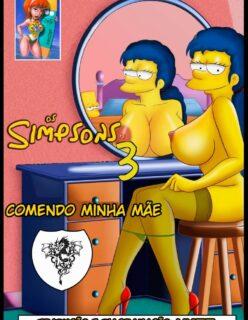 Os Simpsons 3 – Comendo Minha Mãe