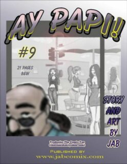 Ay Papi #09 – Transando com Professor